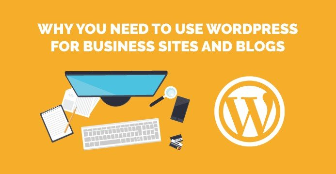 Importance of WordPress For Business Websites and Blogs