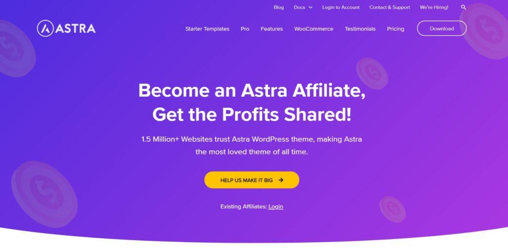Astra Program